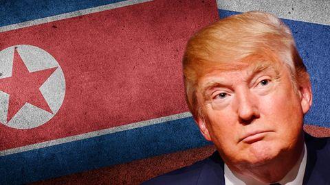 Trump Nordkorea Ryssland