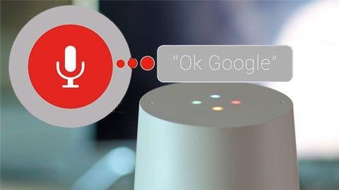 Smarta hem högtalare