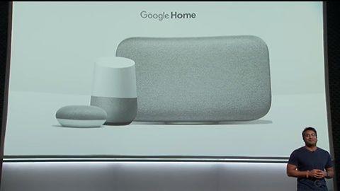 Google Home Mini och Max
