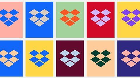 Dropbox ny design