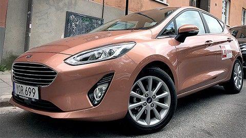 Ford Fiesta 2017 – Modernare och snålare än någonsin