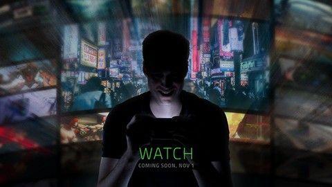 Razer watch 1 nov