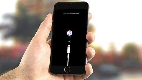 Återhämtningsläge på Iphone