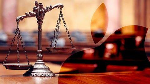 Apple och lagen