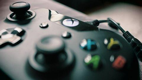 Windows 10 Xbox-kontroll