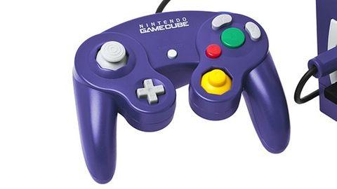 Gamecube-kontroll