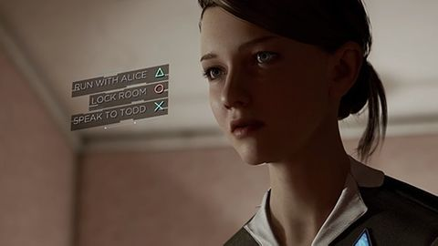 Detroit Become Human ny trailer