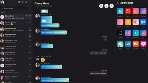 Nya Skype för Mac och pc