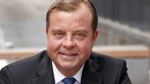 Evrys koncernchef Björn Ivroth
