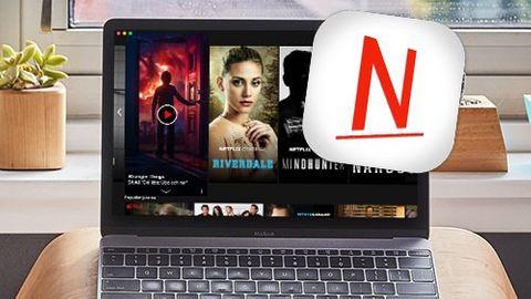 Netflix-app för Mac