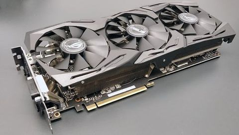 Asus Geforce GTX 1070 Ti Strix Gaming Advanced