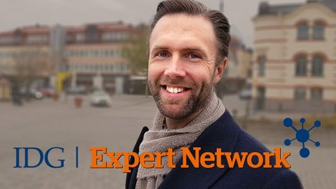 Fredrik Laapotti, Expert Network