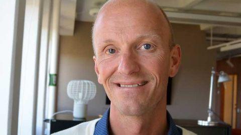Daniel Björkman, vice vd på konsultföretaget Sigma Technology Solutions