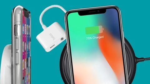 Iphone X tillbehör