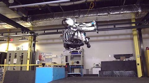 Boston Dynamics Atlas volt