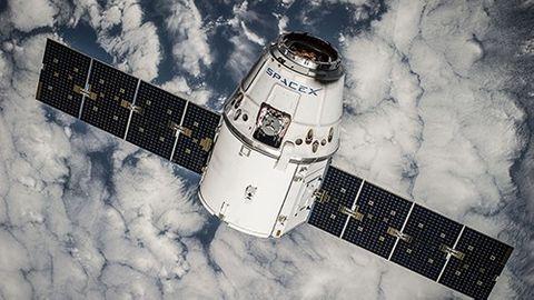 Annan Spacex-satellit