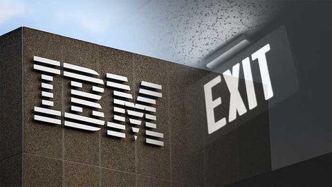 ibm exit