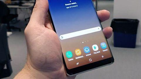 Samsung handflatsskanning patent