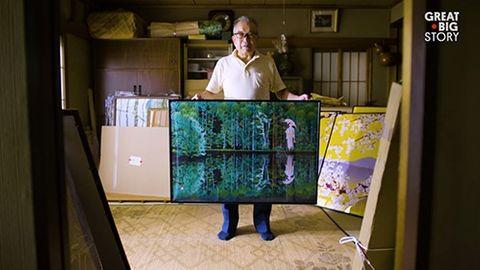 Tatsuo Horiuchi, Microsoft Excel-konstnär