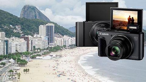 10 kompakta kameror för vloggaren