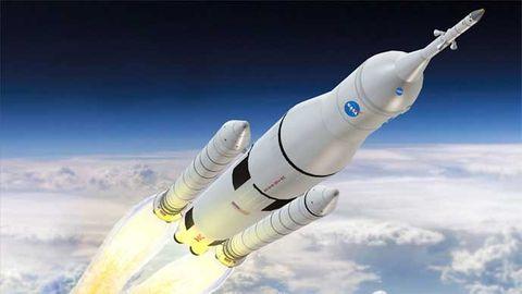 boeing raket