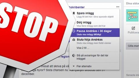 Paus Facebook