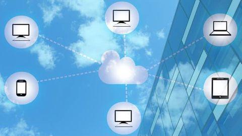 mjukvara molnet