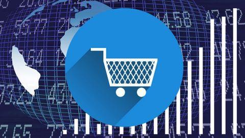 E-handlarna är vinnare när julhandeln bara ökar och ökar