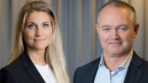 Mia Åslander & Erik Asker, Gibon