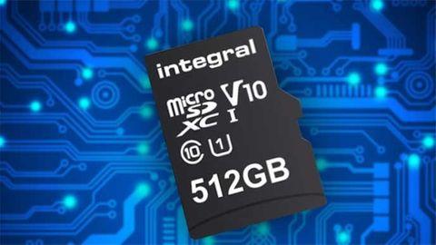 512 GB micro sd