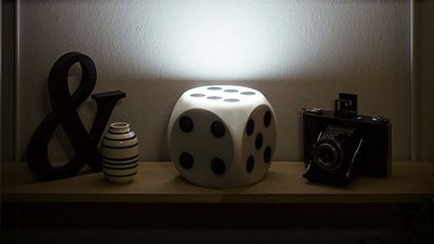 dice light