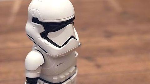 First Order Stormtrooper – en vacker besvikelse