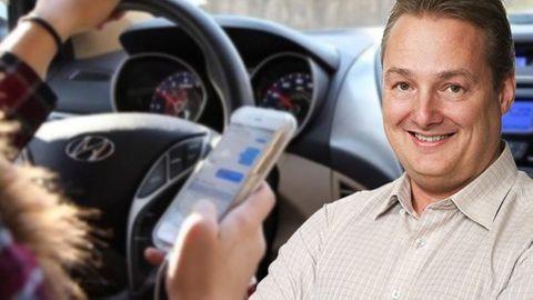 Mobilförbud i bilen