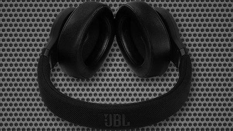 JBL E65BTNC hörlurar brusreducering