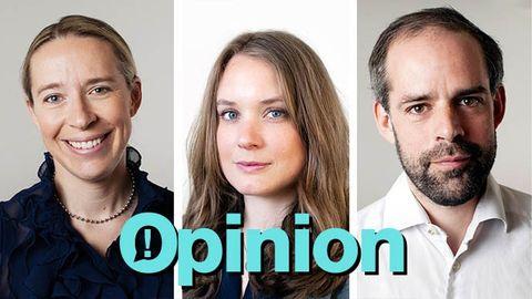 Caroline Andersson, Rebecka Lönnroth och Olof Junesjö, Governo