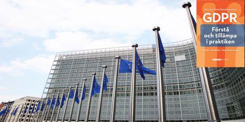 GDPR för upphandlare – förstå och tillämpa dataskyddsförordningen