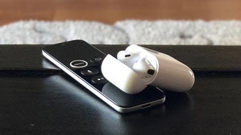 Airpods och Apple TV