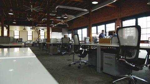kontor tomt