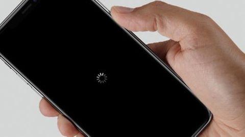 Iphone kraschar och startar om