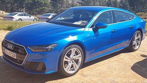Test Audi A7