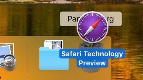Radera ett program på Mac