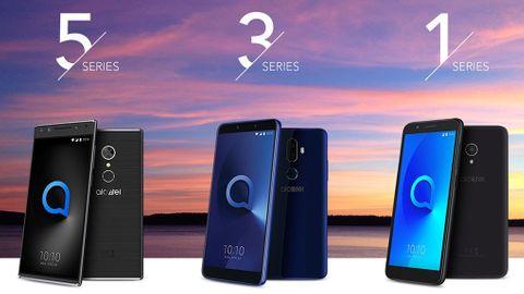 Nya mobiler från Alcatel