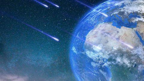 Jorden i rymden