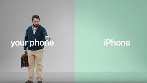Skärmdump Apple