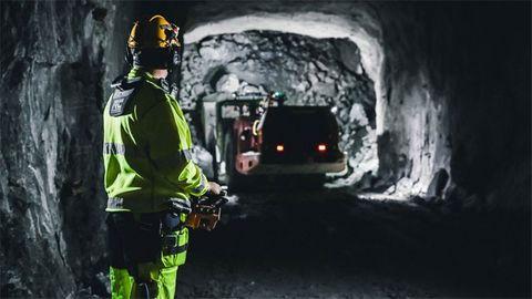 Boliden-gruvan