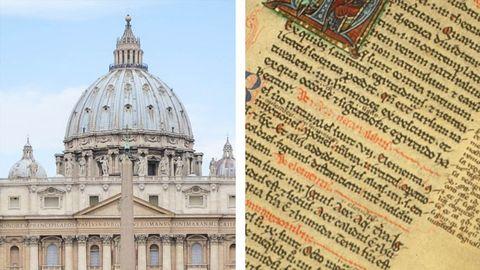 St Peterskyrkan, medeltida dokument