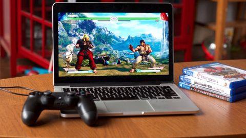 Mac OS spel