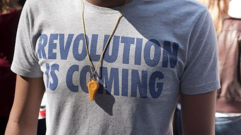 Revolution T-shirt | IBM Think Blog