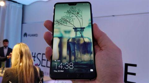 Här får du tag i Huawei P20, P20 Lite och P20 Pro billigast!