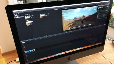 Nyheterna i Final Cut Pro X